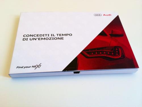 video brochure Audi Italia